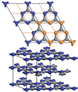 Images of the structure of carbon nitride