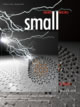 thumbnail-inside front cover of small issue 05 2015 showing coronen molecules in carbon nanotubes